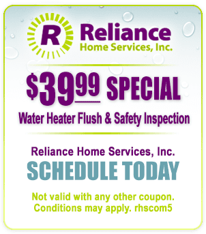 you can have your hot water heater - Reliance Water Heater